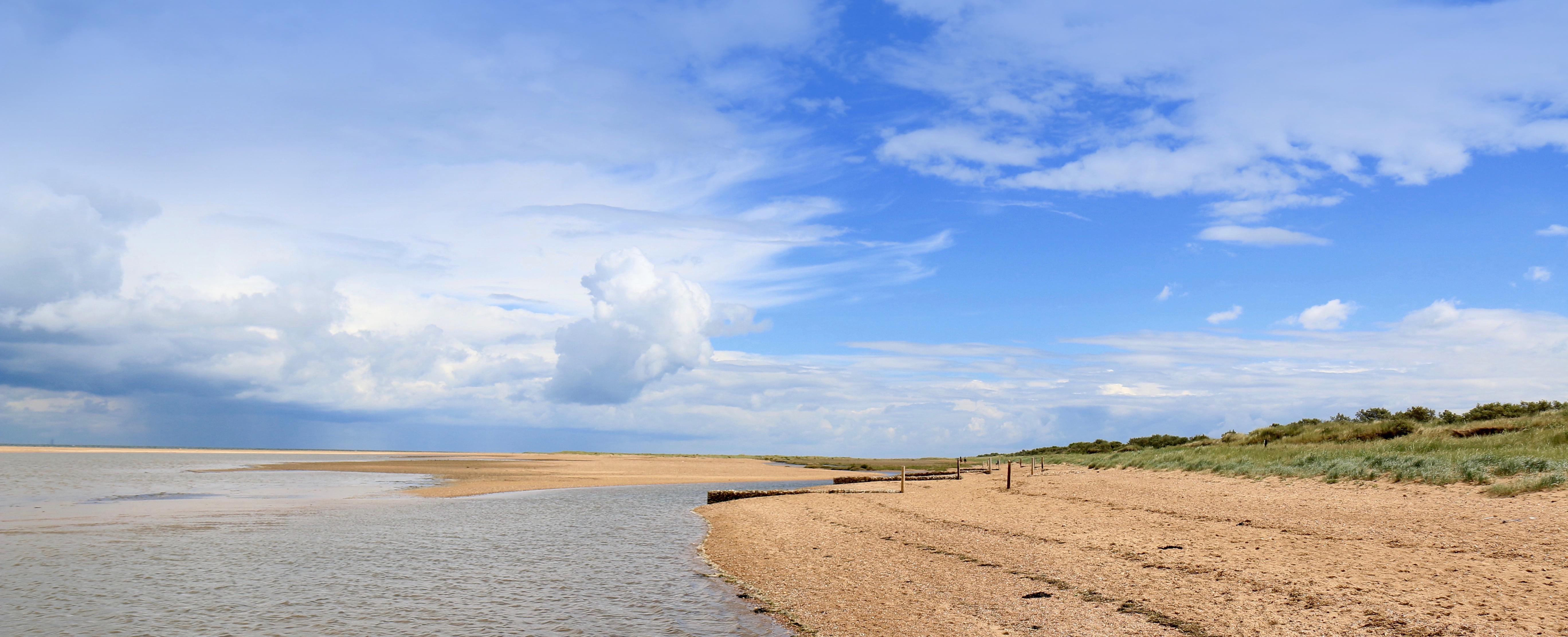 Old Hunstanton big beach