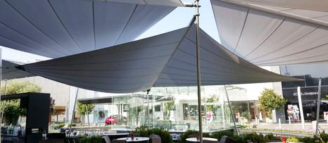 Masa Restaurant Asma Germe Yarasa Tente