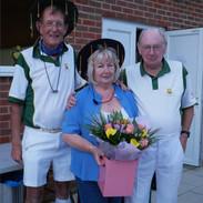 WEBC - Aussie Pairs 2021 - Peter Fry, Carol Topley & Trevor Lofty