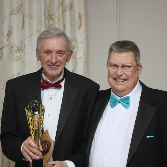 Graham and Steve