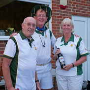 WEBC - Aussie Pairs 2021 - 3rd place - Graham Green & Sue Browning