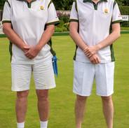 WEBC 2021 - Handicap Finalist - Ivor Powell & Russ Vinson