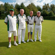WEBC 2021 - Men's Pairs Finalist - Simon Booth & Trevor Lofty & Brian Barefield & Steve Bone