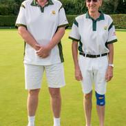 WEBC 2021 - 3 Wood Finalist - Ivor Powell & Brian Barefield