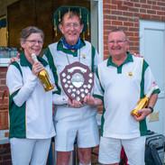 Aussie Pairs Winners 2021 - Victoria Semproni & Simon Booth