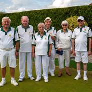 WEBC 2021 - Triples Finalist - Dave Browning, Trevor & Linda Lofty, Barry Bryant, Colleen Shambrook & Rob Grant
