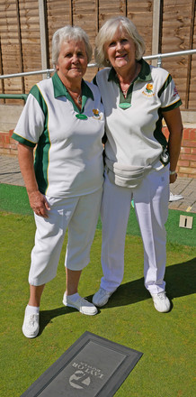 Marilyn Humphreys and Kathy McCarthy