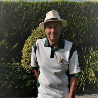 Winner Men's Singles 2019 - Barry Bryant