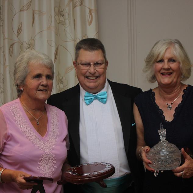 Marilyn, Kathy and Steve