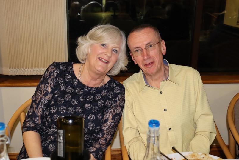 Kathy & Brian