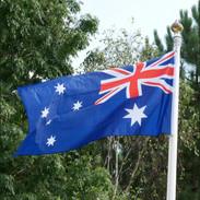 WEBC - Aussie Pairs 2021 - Australian Flag