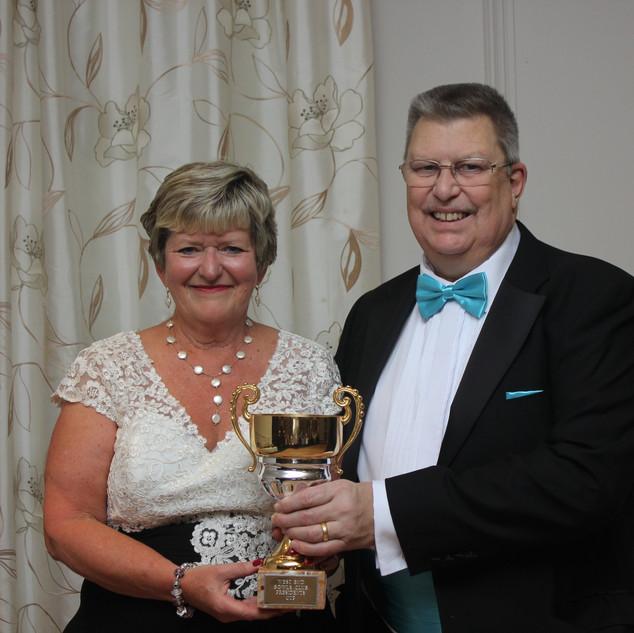 Linda Maryan and Steve