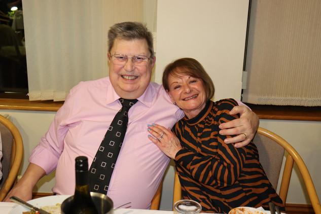 Steve & Marion