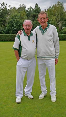 Trevor Lofty and Peter Fry