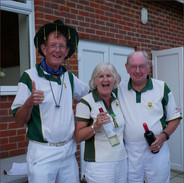 WEBC - Aussie Pairs 2021 - 2nd place - Kathy McCarthy & Trevor Lofty