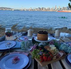 Seattle Skyline Views!