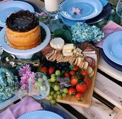 Butterfly Theme Luxe Picnic