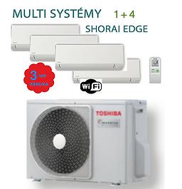 Toshiba Multi 1+4 SHORAI Edge