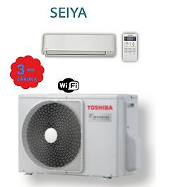 Toshiba SEIYA Akce klimatizace