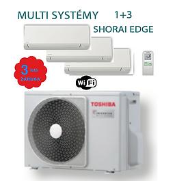 Toshiba Multi1+3 SHORAI Edge