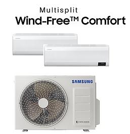 Samsung Multispli Akce klimatizace