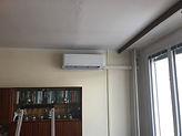 Toshiba montáž klimatizace panelák lišta