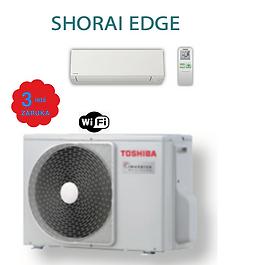 Toshiba SHORAI Edge Akce klimatizace