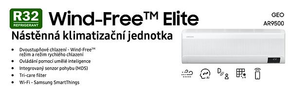 Samsung Wind Free Elite akce