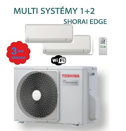 Toshiba Multi 1+2 SHORAI Edge