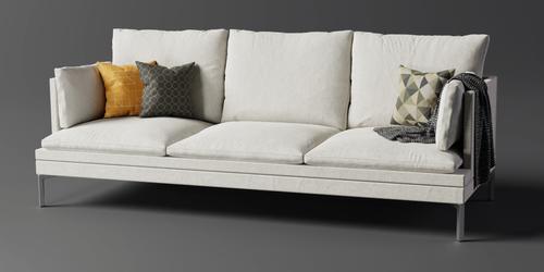 Zanotta Couch