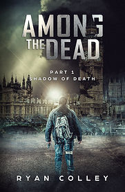 Among the dead Shadow of Death book cover
