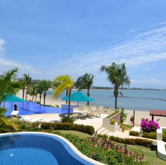 1 of 8 resort pools