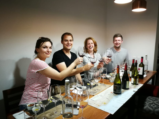 Wine Tasting at Condell 893