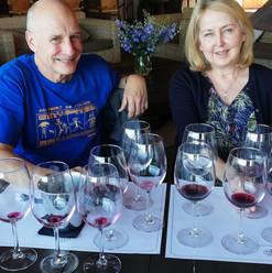 Wine and more wine