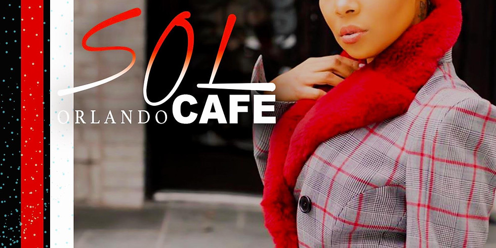 Sol Cafe Orlando - December 8th