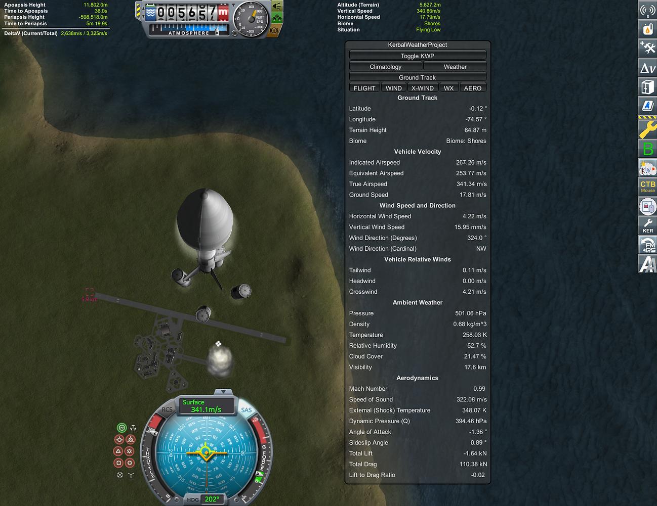 Kerbal Space Program Screenshot 2020.12.