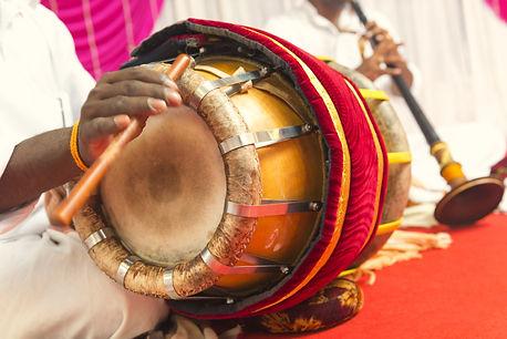 Traditional Band. Dolu Sannai Melam