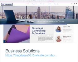 Business web sites 16