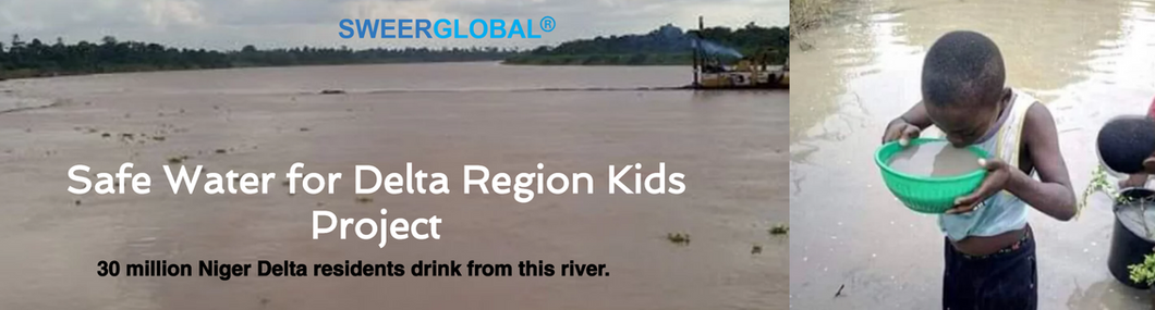 Safewater Energy & Environmental Restoration Projects For Niger Delta Region Kids