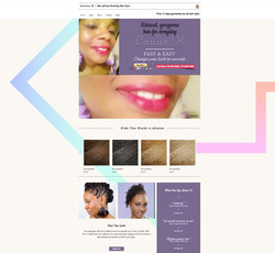 Louise k Web site