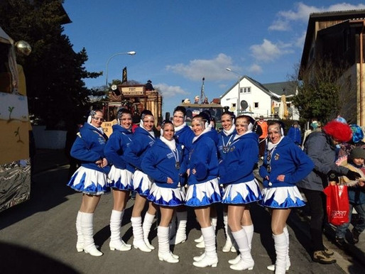 ...der Karnevalsumzug in Oberhöchstadt