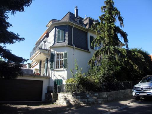...die Villa Wucherer