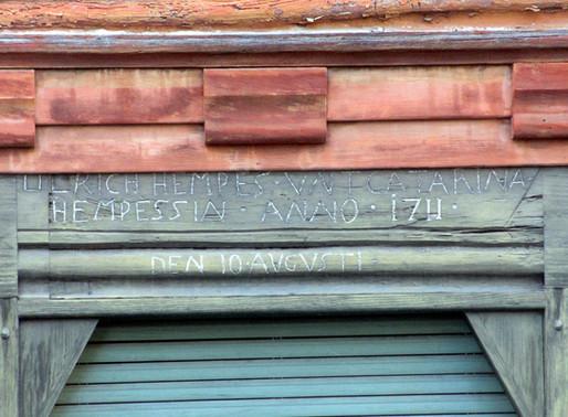 ...das Haus in der Friedrich-Ebert-Str. 27