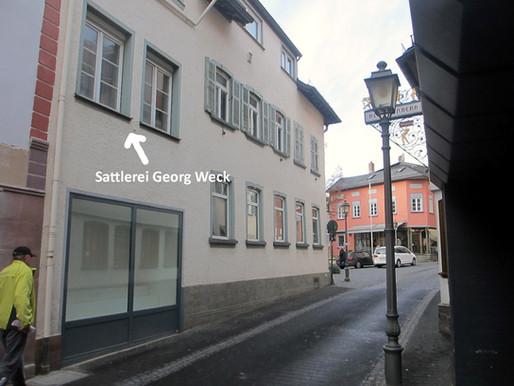 ... die Friedrich-Ebert-Straße