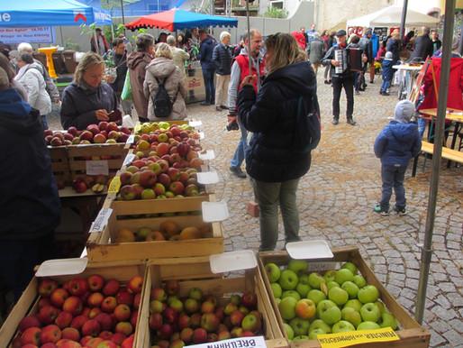 ...J.L.Christ und der Apfelmarkt,