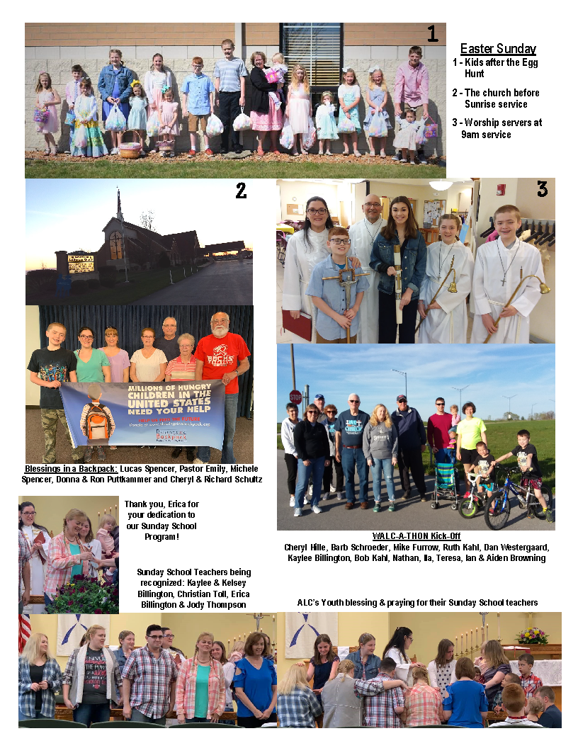 June 2019 ALC photos