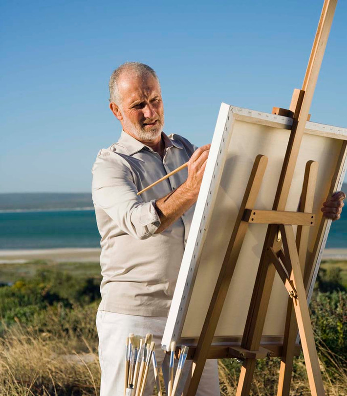 How painting outdoors can transform your art