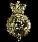 The badge of the RHA