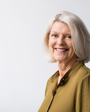 Confiant Senior Femme