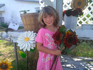 Farm Stand: Produce and Flowers